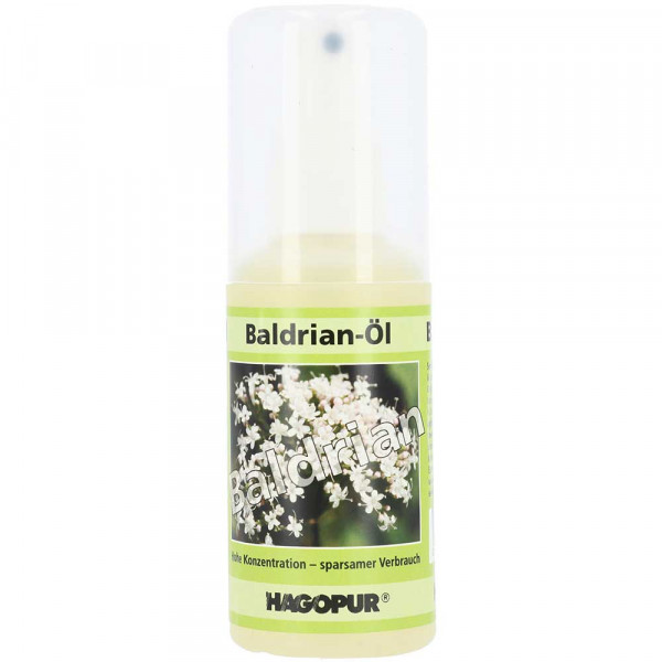 Hagopur Baldrian-Öl Pumpspray 100ml