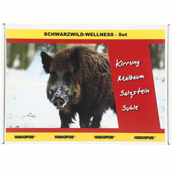 Hagopur Schwarzwild-Wellness-Set