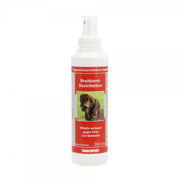 Hagopur Multi-Keim-Frey®II – Hygiene-Desinfektions-Spray für Hunde 250 ml