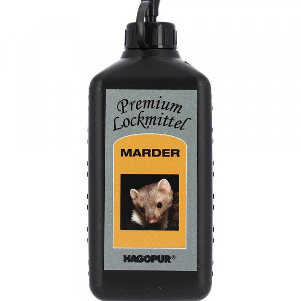 Hagopur Premium Lockmittel Marder 500 ml