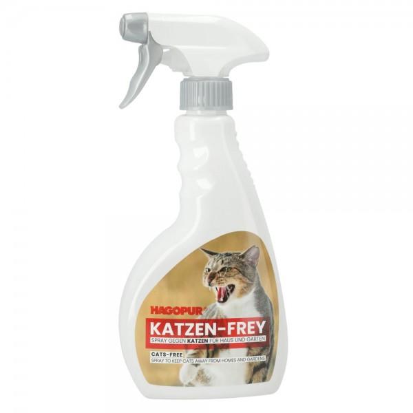 Hagopur Katzen-Frey Spray 500 ml