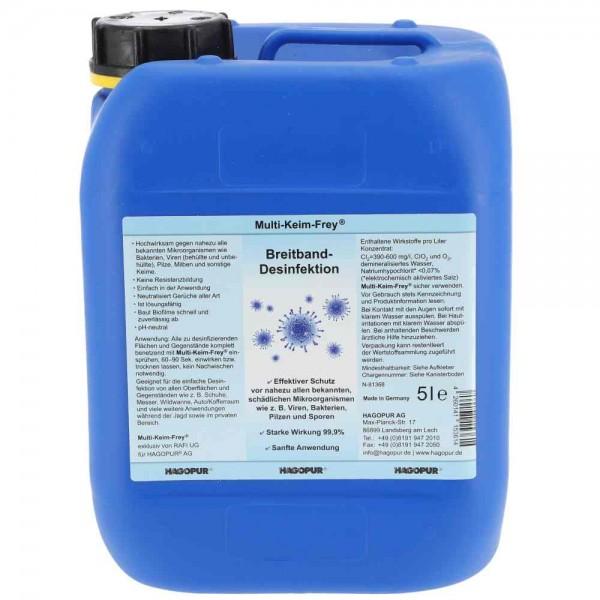 Hagopur Multi-Keim-Frey® 5L