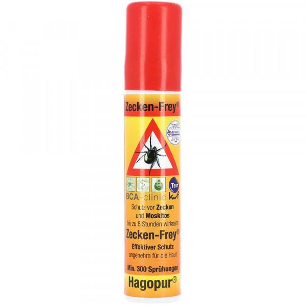 Hagopur Zecken-Frey® 25ml NEU Jetzt ohne Parfümöle