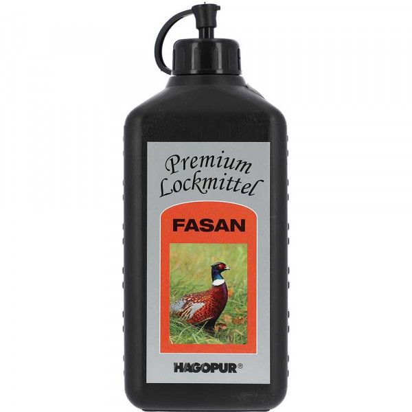 Hagopur Premium Lockmittel Fasan 500ml