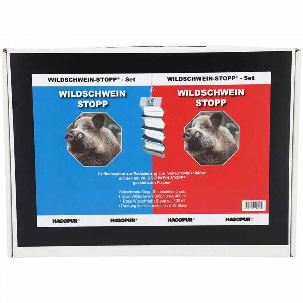 Hagopur Wildschwein-Stopp®-Set