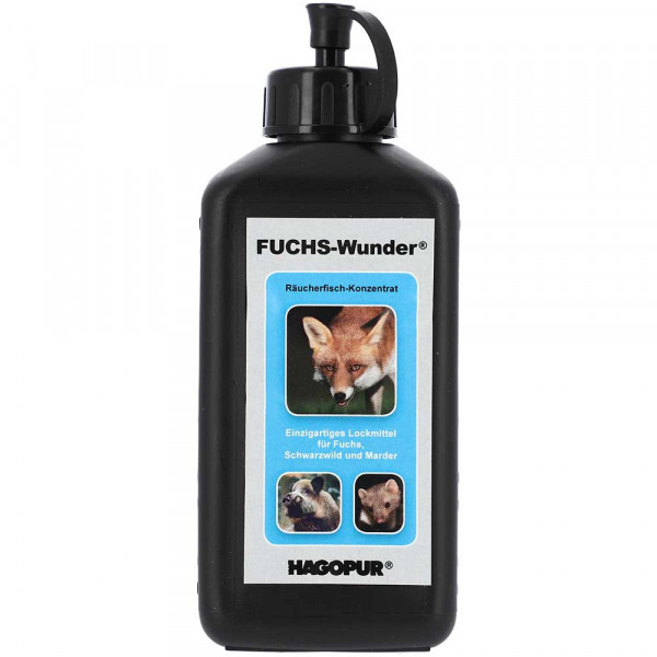 Hagopur Fuchs-Wunder® - Rauchfisch Konzentrat 250 ml